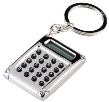 Llavero Calculadora