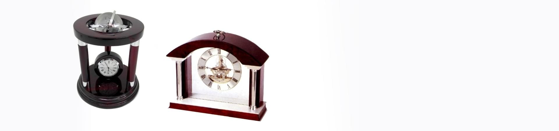 selección de relojes de escritorio